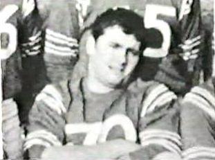 Ed in college Young Ed O'neill Football